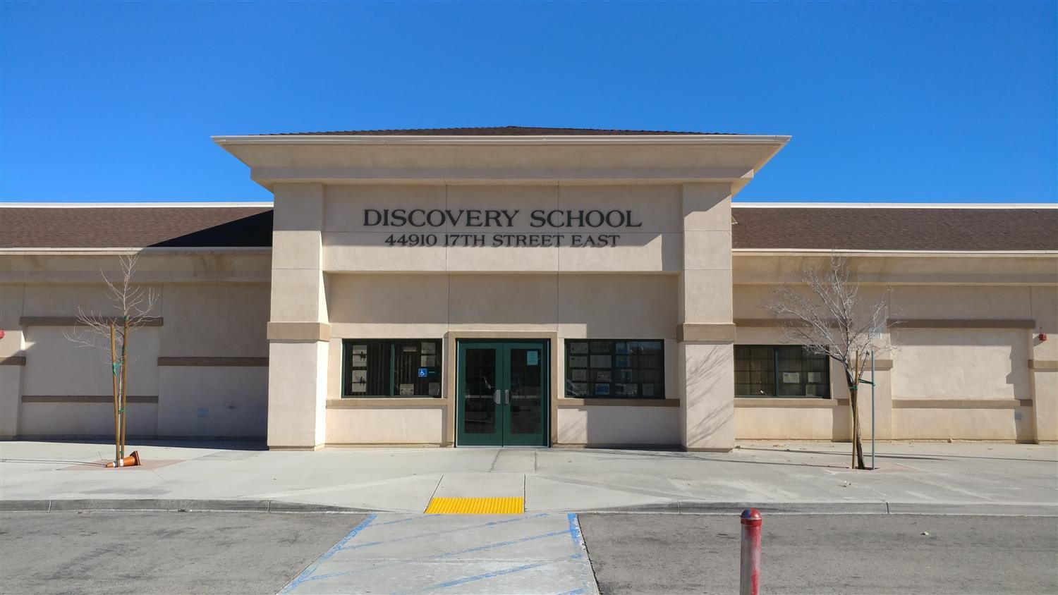 Discovery Elementary School / Homepage
