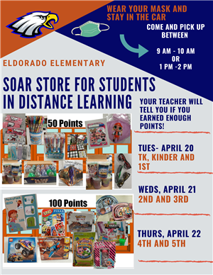 SOAR Store Distance Learning
