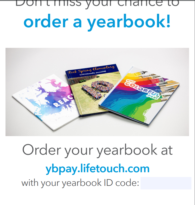 Lifetouch yearbook code 13019519