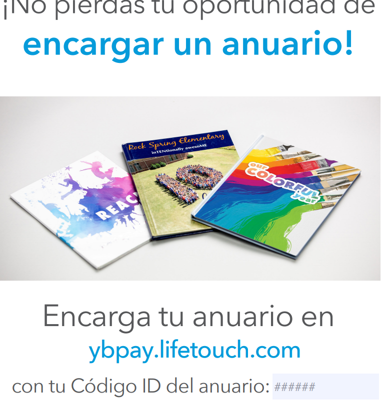 Lifetouch Yearbook ESP code 13019519