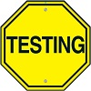 State Testing Notification