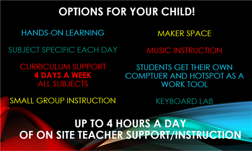 Options for your child