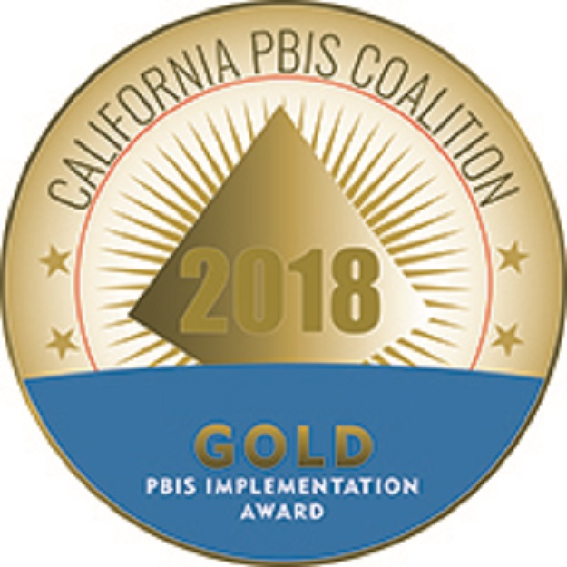 California PBIS 2017-2018 Recognized School