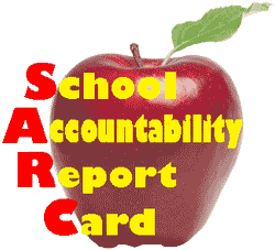 Image result for school accountability report card