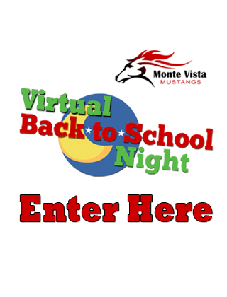 Virtual Back to School Night Tonight!