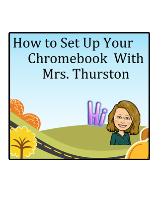 How to set up your Chromebook