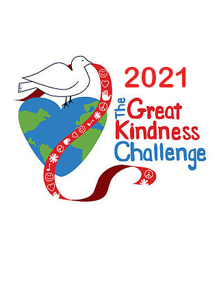 The Great Kindness Challenge January 27-31, 2021