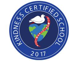 MV acknowledged as a Kindness Certified School