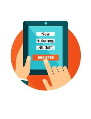 New & Returning Student Online Registration Info