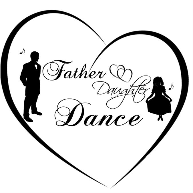 Father Daughter Dance 2-4 pm in the cafeteria.
