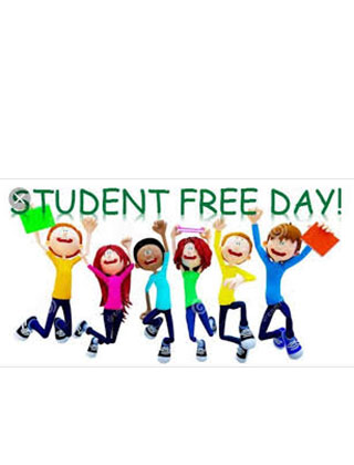 Student Free Day!! No School Parent-Teacher Conferences 10-16-19