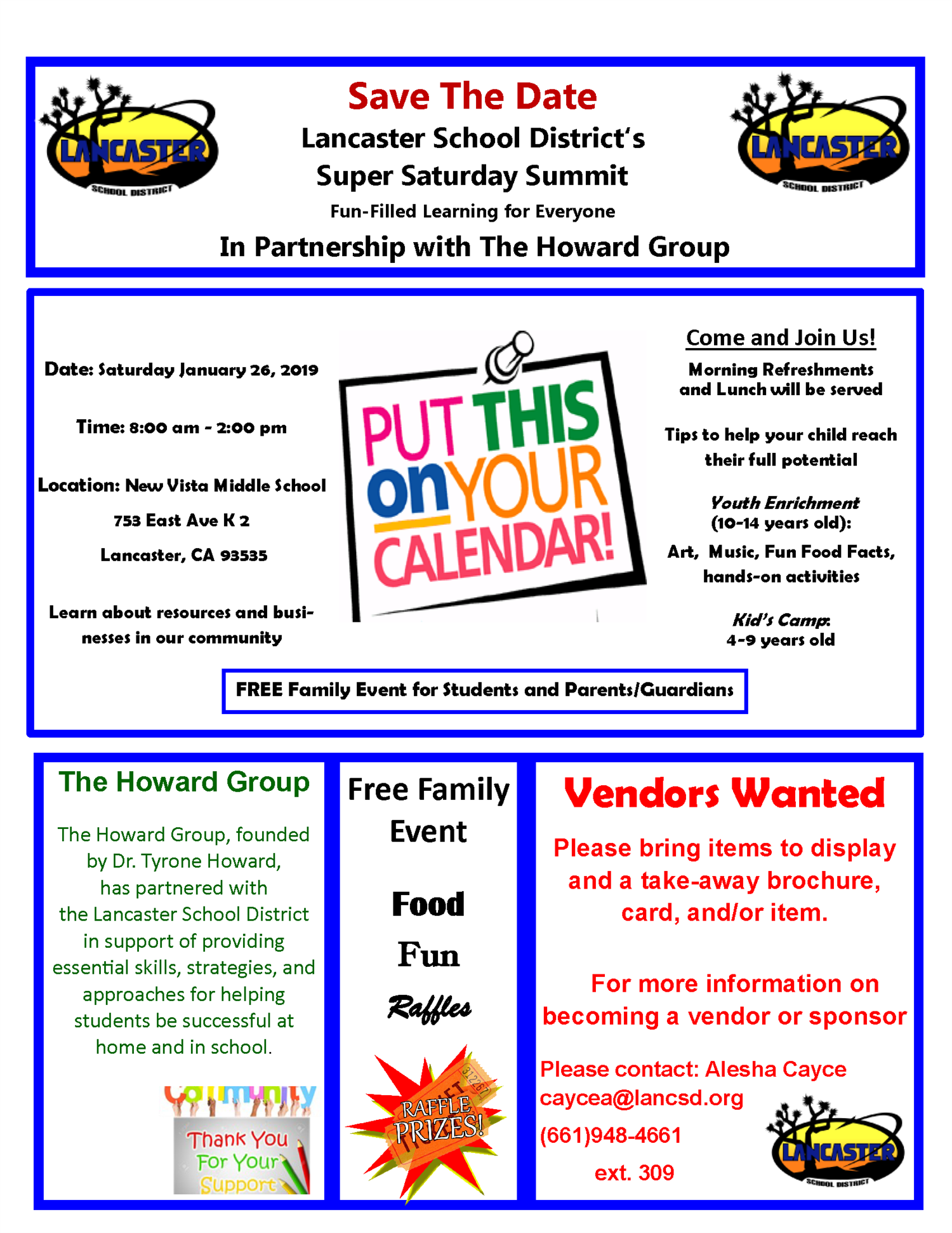 Super Saturday Summit