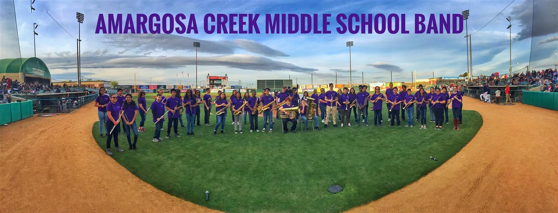 Amargosa Creek Middle School / Homepage