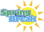 Spring Break Clip Art