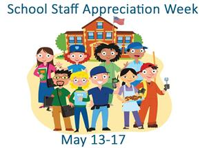 Staff Appreciation Week