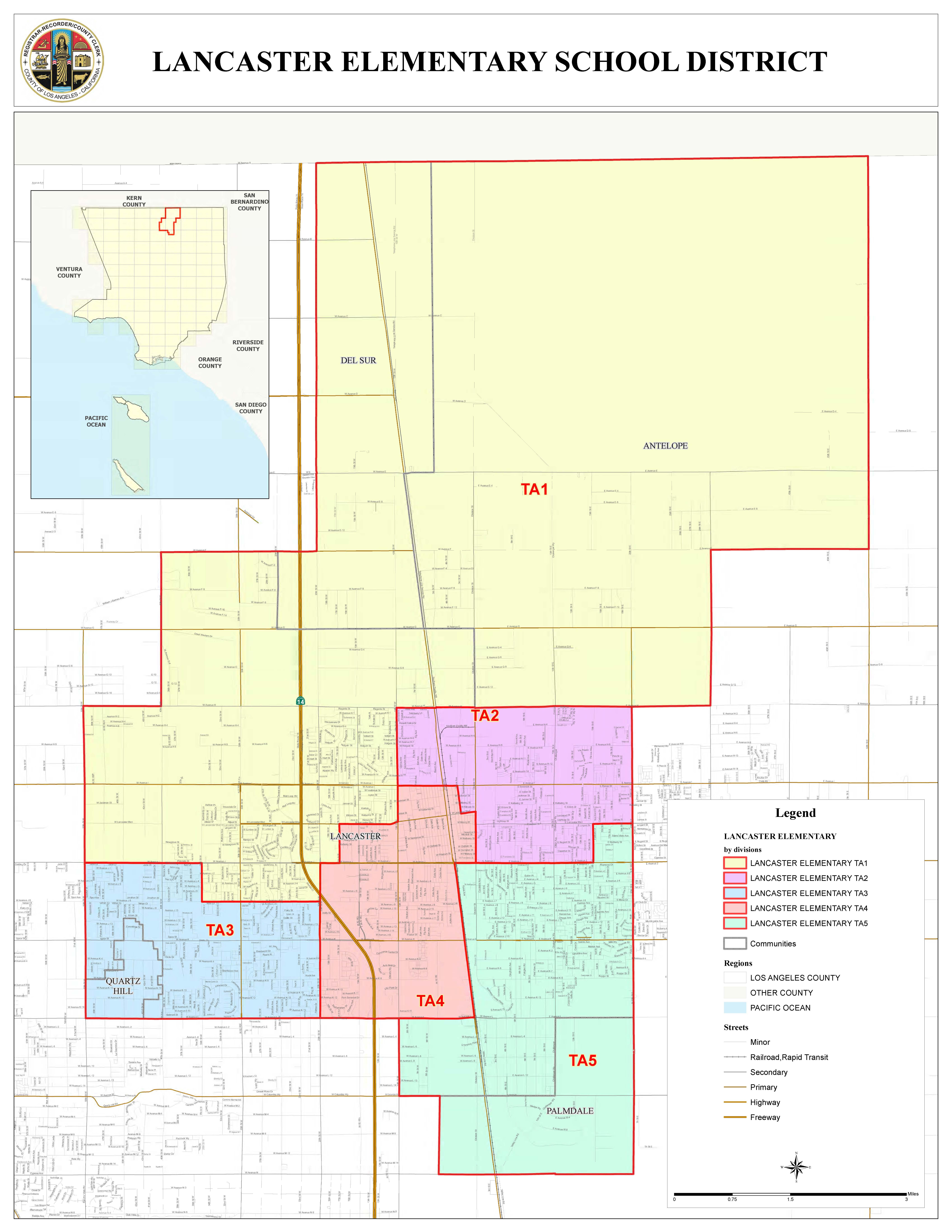 Trustee Areas / Content